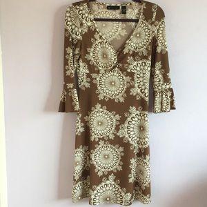 70s inspired INC dress